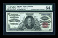 Large Size:Silver Certificates, Fr. 320 $20 1891 Silver Certificate PMG Choice Uncirculated 64EPQ....