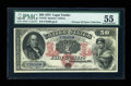 Large Size:Legal Tender Notes, Fr. 152 $50 1874 Legal Tender PMG About Uncirculated 55....