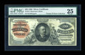 Large Size:Silver Certificates, Fr. 313 $20 1886 Silver Certificate PMG Very Fine 25....