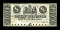 Canadian Currency: , Toronto, UC- The Bank of the People $8 Ch. 570-12-10P Proof. ...