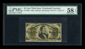 Fractional Currency:Third Issue, Fr. 1300 25c Third Issue PMG Choice About Unc 58 EPQ....