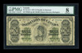 Canadian Currency: , DC-8e-iii-O $1 1878. ...