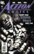 Issue cover for Issue #856