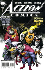 Issue cover for Issue #857