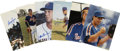 "Autographs:Photos, New York Mets Signed Photographs Lot of 6. Former stars of the NewYork Mets have signed each of the six color 8x10"" prints..."