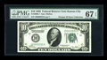 Small Size:Federal Reserve Notes, Fr. 2000-J $10 1928 Federal Reserve Note. PMG Superb Gem Unc 67 EPQ.. ...