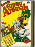 Golden Age (1938-1955):Funny Animal, Fawcett's Funny Animals #51-56 Bound Volume (Fawcett, 1947)....