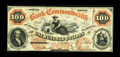 Obsoletes By State:Virginia, Richmond, VA- Bank of the Commonwealth $100 July 1, 1861 Jones BR15-46 G20a. ...