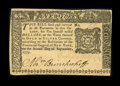 Colonial Notes:New York, New York September 2, 1775 $10 New....