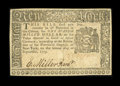 Colonial Notes:New York, New York September 2, 1775 $1 Extremely Fine-About New....