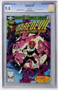 Modern Age (1980-Present):Superhero, Daredevil #169 (Marvel, 1981) CGC NM/MT 9.8 White pages....