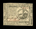 Colonial Notes:Continental Congress Issues, Continental Currency February 17, 1776 $2 Gem New....