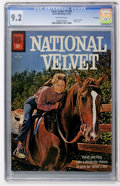 Silver Age (1956-1969):Adventure, Four Color #1195 National Velvet - File Copy (Dell, 1961) CGC NM- 9.2 Off-white pages....
