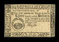 Colonial Notes:South Carolina, South Carolina December 23, 1776 $3 Very Choice New....