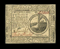 Colonial Notes:Continental Congress Issues, Continental Currency November 29, 1775 $2 Very Choice New....