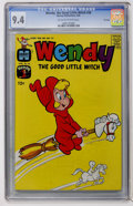 Silver Age (1956-1969):Humor, Wendy, the Good Little Witch #30 File Copy (Harvey, 1965) CGC NM 9.4 Off-white to white pages....
