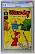 Silver Age (1956-1969):Humor, Wendy, the Good Little Witch #35 File Copy (Harvey, 1966) CGC NM+ 9.6 Off-white pages....