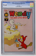 Silver Age (1956-1969):Humor, Wendy, the Good Little Witch #38 File Copy (Harvey, 1966) CGC NM 9.4 Off-white pages....