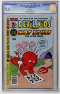 Modern Age (1980-Present):Humor, Devil Kids #97 File Copy (Harvey, 1980) CGC NM+ 9.6 White pages....