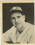 Baseball Cards:Singles (1930-1939), 1939 Play Ball Hank Greenberg #56 Sample. Each of the first 115 cards in the 1939 Play Ball set can be found in this variati...