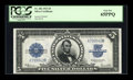 Large Size:Silver Certificates, Fr. 282 $5 1923 Silver Certificate PCGS Gem New 65PPQ....