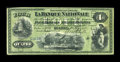 Canadian Currency: , Quebec, PQ- La Banque Nationale $4 May 28, 1870 Ch. # 510-12-02....