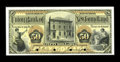 Canadian Currency: , Saint Johns, NF- Union Bank of Newfoundland $50 May 1, 1889 Ch. #750-16-10P Proof. ...