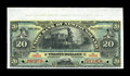 Canadian Currency: , Saint Johns, NF- Union Bank of Newfoundland $20 May 1, 1889 Ch. #750-16-08S Specimen. ...