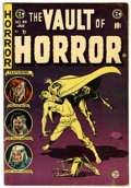 Golden Age (1938-1955):Horror, Vault of Horror #40 (EC, 1954) Condition: VG/FN....