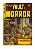 Golden Age (1938-1955):Horror, Vault of Horror #29 (EC, 1953) Condition: FN+....