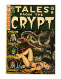 Golden Age (1938-1955):Science Fiction, Tales From the Crypt #32 (EC, 1952) Condition: VG/FN....