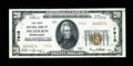 National Bank Notes:Pennsylvania, Nicholson, PA - $20 1929 Ty. 2 The First NB Ch. # 7910. ...