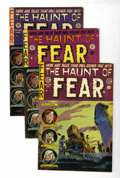 Golden Age (1938-1955):Horror, Haunt of Fear #24-28 Group (EC, 1954) Condition: Average FN-....(Total: 5 Comic Books)