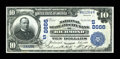National Bank Notes:Virginia, Richmond, VA - $10 1902 Date Back Fr. 619 National State Bank Ch. #(S)8666. ...
