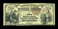 National Bank Notes:Pennsylvania, Danville, PA - $20 1882 Brown Back Fr. 493 The First NB Ch. # 325....