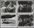 "Movie Posters:Academy Award Winner, From Here to Eternity (Columbia, R-1977). Black and White Stills(4) (8"" X 10""). Academy Award Winner.... (Total: 4 Items)"