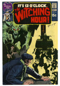 Bronze Age (1970-1979):Horror, The Witching Hour #11 (DC, 1970) Condition: NM-....