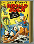 Golden Age (1938-1955):Miscellaneous, Four Color #313-324 Bound Volume (Dell, 1951).... (Total: 0)