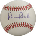 Autographs:Baseballs, Robin Roberts Single Signed Baseball. We can scarcely recall seeinga finer example of the Hall of Fame ace Robin Roberts' ...