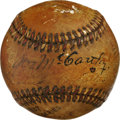 Autographs:Baseballs, 1937 World Series Multi-Signed Baseball. In what was a rematch of the previous year's all-New York World Series, the 1937 F...