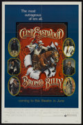 "Movie Posters:Adventure, Bronco Billy (Warner Brothers, 1980). One Sheet (27"" X 41"")Advance. Adventure...."