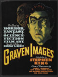 "Movie Posters:Horror, Graven Images (Grove Press, 1992). Hardcover Book (240 pages, 9.5"" X 12""). Horror...."