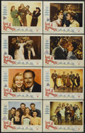 "Movie Posters:Comedy, Isn't It Romantic (Paramount, 1948). Lobby Card Set of 8 (11"" X 14""). Comedy.... (Total: 8 Items)"