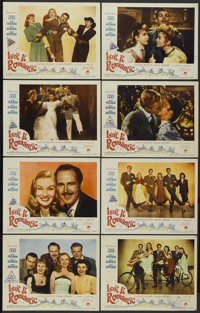 "Isn't It Romantic (Paramount, 1948). Lobby Card Set of 8 (11"" X 14""). Comedy.... (Total: 8 Items)"