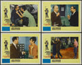 "Movie Posters:Crime, How to Steal a Million (20th Century Fox, 1966). Lobby Cards (4) (11"" X 14""). Crime.... (Total: 4 Items)"