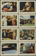 "Movie Posters:Drama, Splendor in the Grass (Warner Brothers, 1961). Lobby Card Set of 8 (11"" X 14""). Drama.... (Total: 8 Items)"