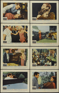 "Splendor in the Grass (Warner Brothers, 1961). Lobby Card Set of 8 (11"" X 14""). Drama.... (Total: 8 Items)"