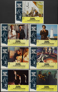 """Movie Posters:Adventure, The Light at the Edge of the World (National General, 1971). LobbyCards (7) (11"""" X 14""""). Adventure.... (Total: 7 Items)"""