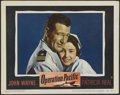 """Movie Posters:War, Operation Pacific (Warner Brothers, 1951). Lobby Card (11"""" X 14"""").War...."""