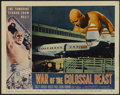 "Movie Posters:Science Fiction, War of the Colossal Beast (American International, 1958). LobbyCard (11"" X 14""). Science Fiction...."